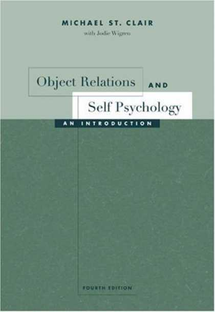 Books About Psychology - Object Relations and Self Psychology: An Introduction