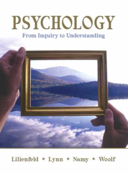 Books About Psychology - Psychology: From Inquiry to Understanding Value Package (includes MyPsychLab wit