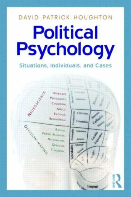 Books About Psychology - Political Psychology: Situations, Individuals, and Cases