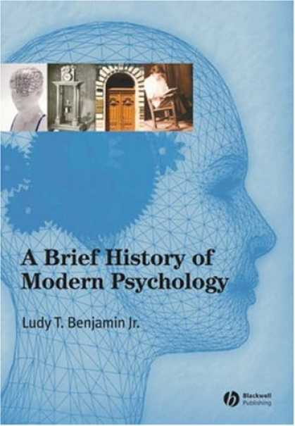 Books About Psychology - A Brief History of Modern Psychology
