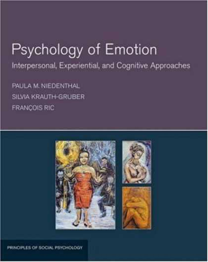 Books About Psychology - Psychology of Emotions: Interpersonal, Experiential and Cognitive Approaches (Pr