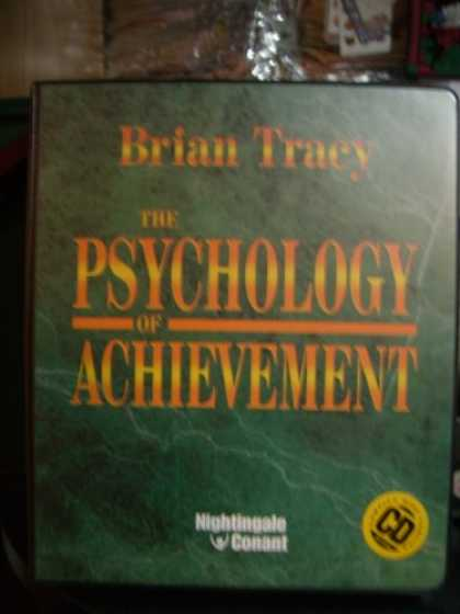Books About Psychology - The Psychology of Achievement