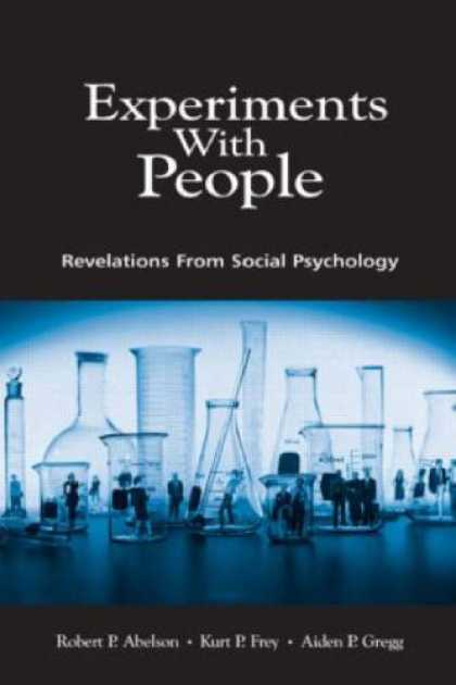 Books About Psychology - Experiments With People: Revelations From Social Psychology