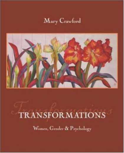 Books About Psychology - Transformations: Women, Gender, and Psychology with Sex & Gender Online Workbook