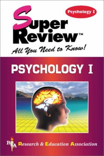 Books About Psychology - Psychology I Super Review