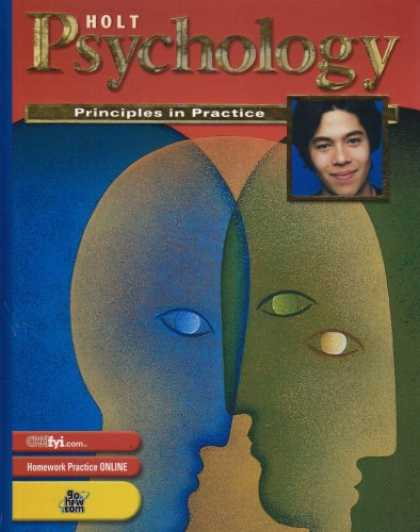 Books About Psychology - Psychology: Principles in Practice