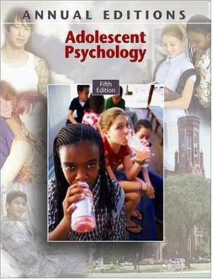 Books About Psychology - Adolescent Psychology (Annual Editions) (5th Edition)