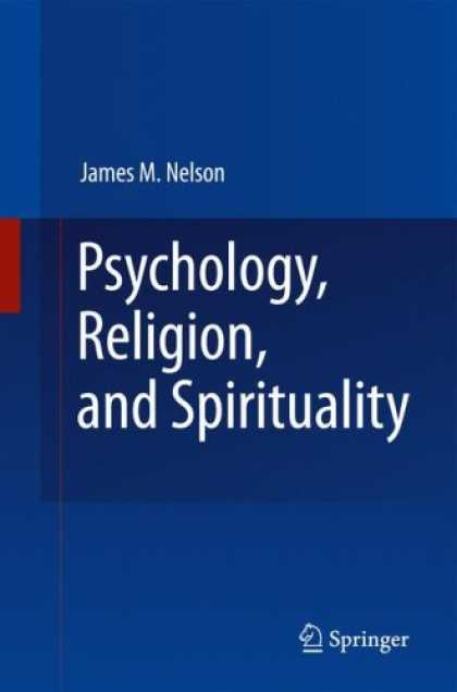 Books About Psychology - Psychology, Religion, and Spirituality
