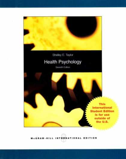 Books About Psychology - Health Psychology