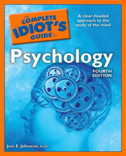 Books About Psychology - The Complete Idiot's Guide to Psychology, 4th Edition
