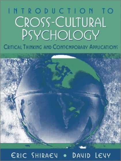 Books About Psychology - Introduction to Cross-Cultural Psychology: Critical Thinking and Contemporary Ap