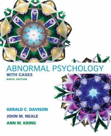 Books About Psychology - Abnormal Psychology, with Cases