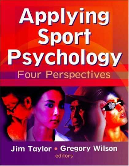 Books About Psychology - Applying Sport Psychology: Four Perspectives