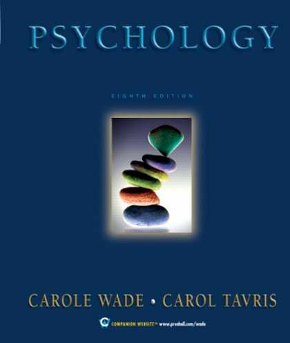 Books About Psychology - Psychology (8th Edition)