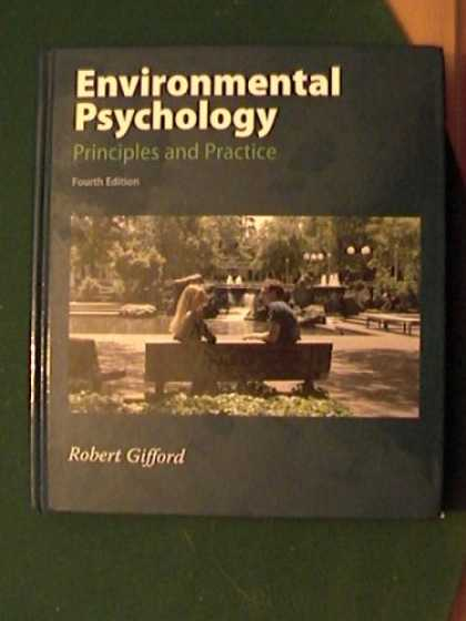 Books About Psychology - Enviromental Psychology Principles and Practice