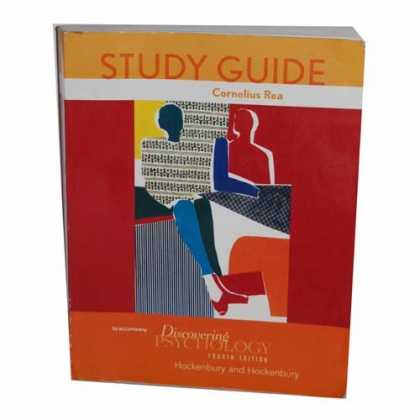 Books About Psychology - Discovering Psychology Study Guide (4th Edition)
