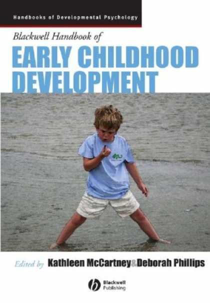 Books About Psychology - Blackwell Handbook of Early Childhood Development (Blackwell Handbooks of Develo