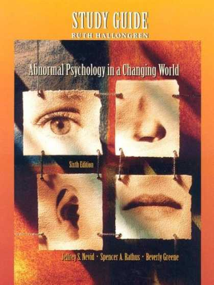 Books About Psychology - Abnormal Psychology in a Changing World