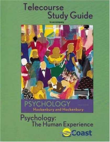 Books About Psychology - Telecourse Study Guide to accompany Psychology: The Human Experience