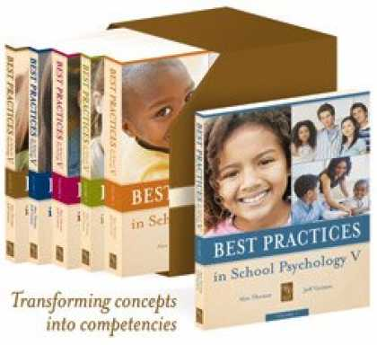 Books About Psychology - Best Practices in School Psychology V (6 Volumes, 10 Sections, 141 Chapters)