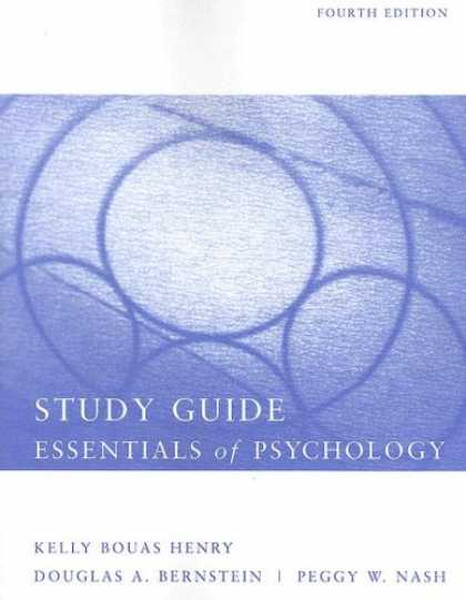 Books About Psychology - Study Guide: Essentials of Psychology