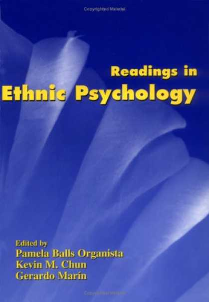 Books About Psychology - Readings in Ethnic Psychology