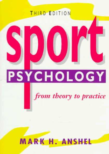 Books About Psychology - Sport Psychology: From Theory to Practice (3rd Edition)