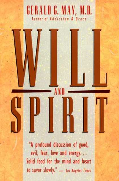 Books About Psychology - Will and Spirit: A Contemplative Psychology