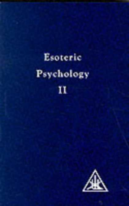 Books About Psychology - Esoteric Psychology: A Treatise on the 7 Rays (A treatise on the seven rays) Boo