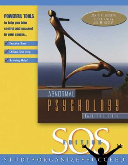 Books About Psychology - Abnormal Psychology, S.O.S. Edition (12th Edition)