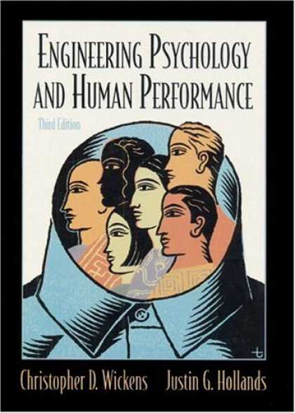 Books About Psychology - Engineering Psychology and Human Performance (3rd Edition)