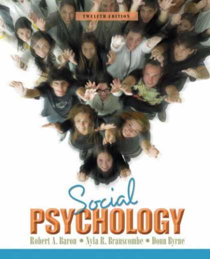 Books About Psychology - Social Psychology (12th Edition) (MyPsychLab Series)
