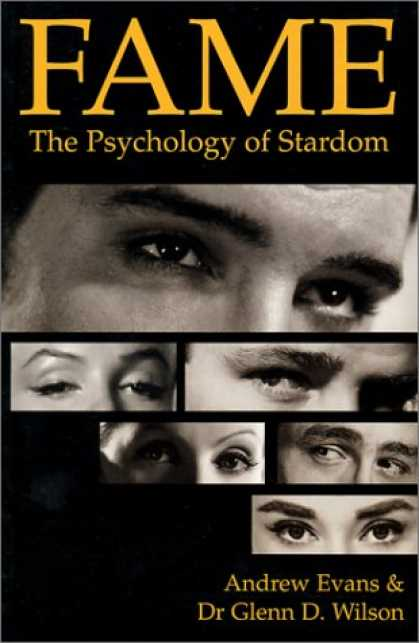 Books About Psychology - Fame: The Psychology of Stardom