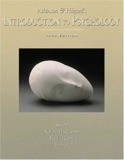 Books About Psychology - Atkinson and Hilgard's Introduction to Psychology (14th Edition) Text Only