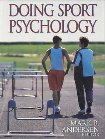 Books About Psychology - Doing Sport Psychology