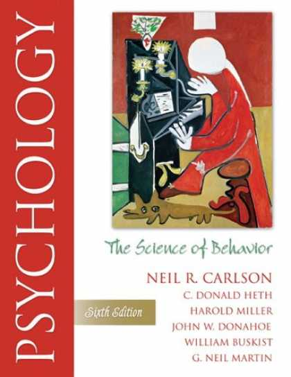 Books About Psychology - Psychology: The Science of Behavior (6th Edition) (MyPsychLab Series)