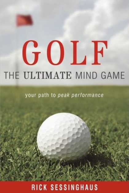 Books About Psychology - Golf: The Ultimate Mind Game