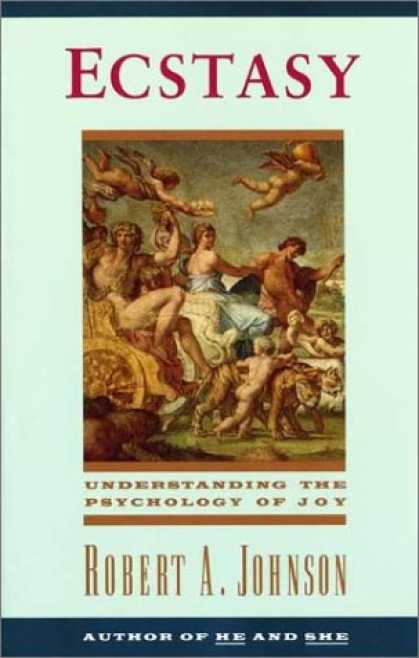 Books About Psychology - Ecstasy: Understanding the Psychology of Joy