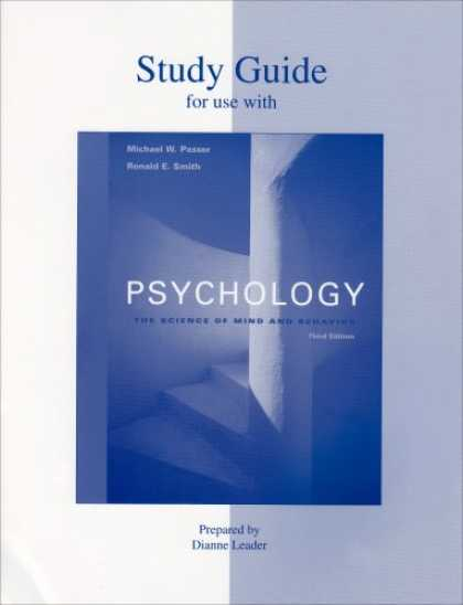 Books About Psychology - Study Guide for use with Psychology: The Science of Mind and Behavior
