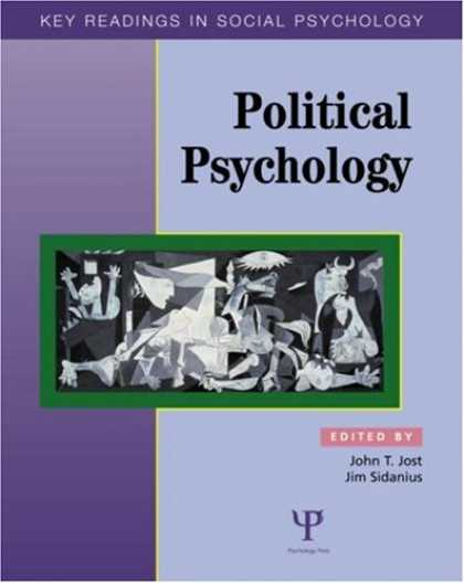 Books About Psychology - Political Psychology: Key Readings (Key Readings in Social Psychology)