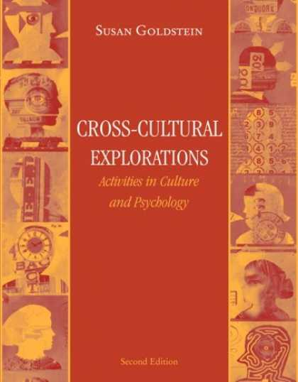 Books About Psychology - Cross-Cultural Explorations: Activities in Culture and Psychology (2nd Edition)