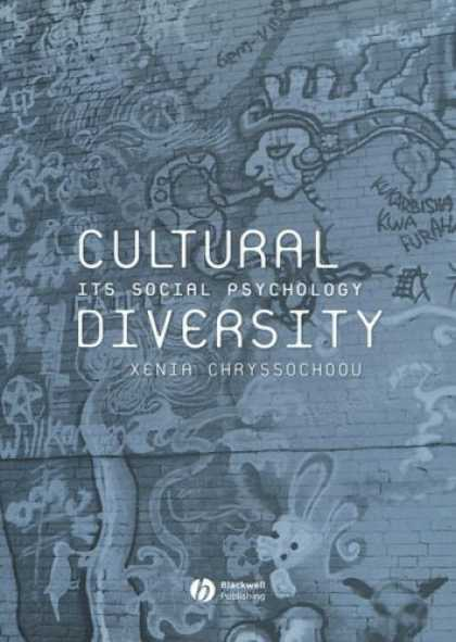 Books About Psychology - Cultural Diversity: Its Social Psychology