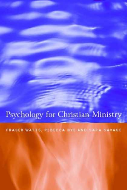 Books About Psychology - Psychology for the Christian Ministry