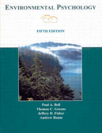 Books About Psychology - Environmental Psychology, Fifth Edition