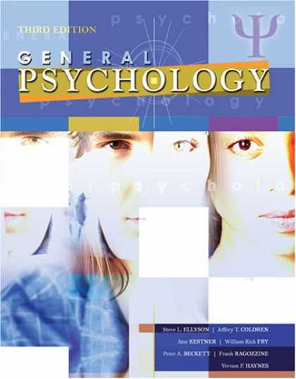 Books About Psychology - General Psychology