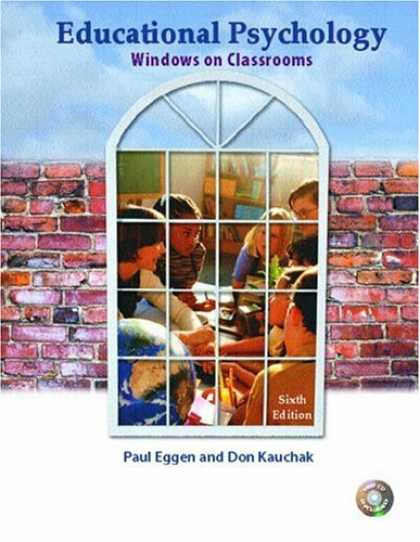 Books About Psychology - Educational Psychology: Windows on Classrooms (6th Edition)