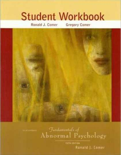 Books About Psychology - Fundamentals of Abnormal Psychology Student Workbook