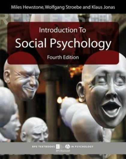 Books About Psychology - Introduction to Social Psychology: A European Perspective (BPS Textbooks in Psyc