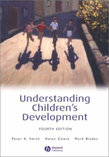 Books About Psychology - Understanding Children's Development (Basic Psychology)
