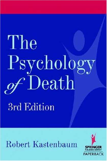 Books About Psychology - Psychology of Death: 3rd Edition